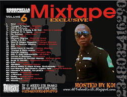 Goodphella Entertainment Mixtape Exclusive Vol.6 Hosted by K01