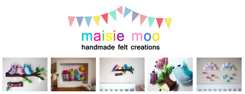 Maisie-Moo Handmade Felt Creations