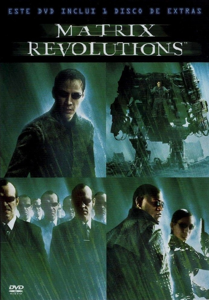 Matrix Revolutions – Dublado (2003)
