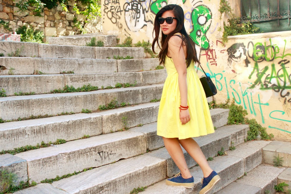 travel diary, photography, ootd, lookbook, greece, athens, singapore blogger, xincerely