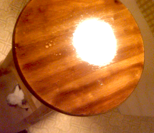 Why Is Why Thursday Diy Stained And Painted Bar Stools