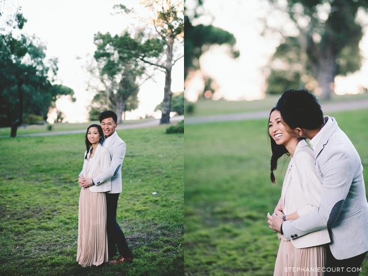 """engagement photos mclaren park san francisco"""