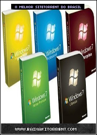 Seriais Windows 7 32 bits e 64 bits 2013