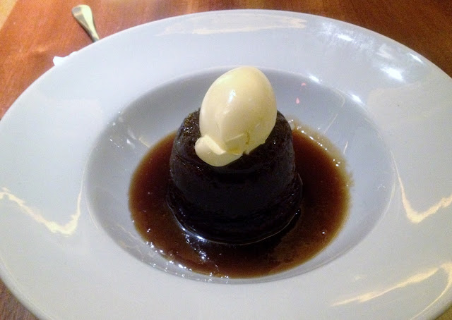 Hawksmoor Sticky Toffee Pudding