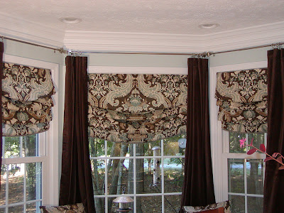 No Place Like Our Home: Window Treatment Ideas