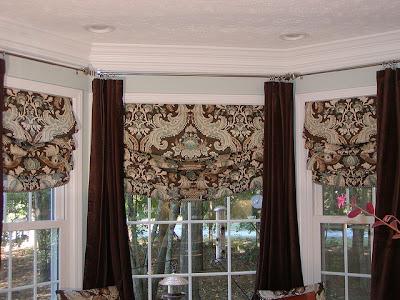 No Place Like Our Home: Window Treatment Ideas