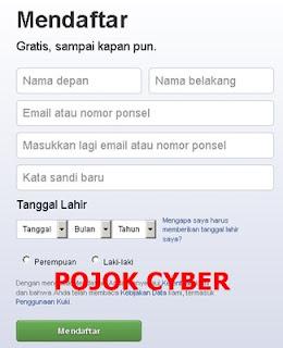 Beranda Facebook Berbahasa Indonesia