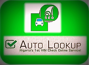 Autolookup.com.ng - Vehicle History Report Nigeria