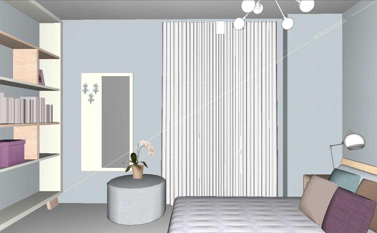 Aleksandra kaminska arquitecta y dise adora de interiores for Arquitecta de interiores