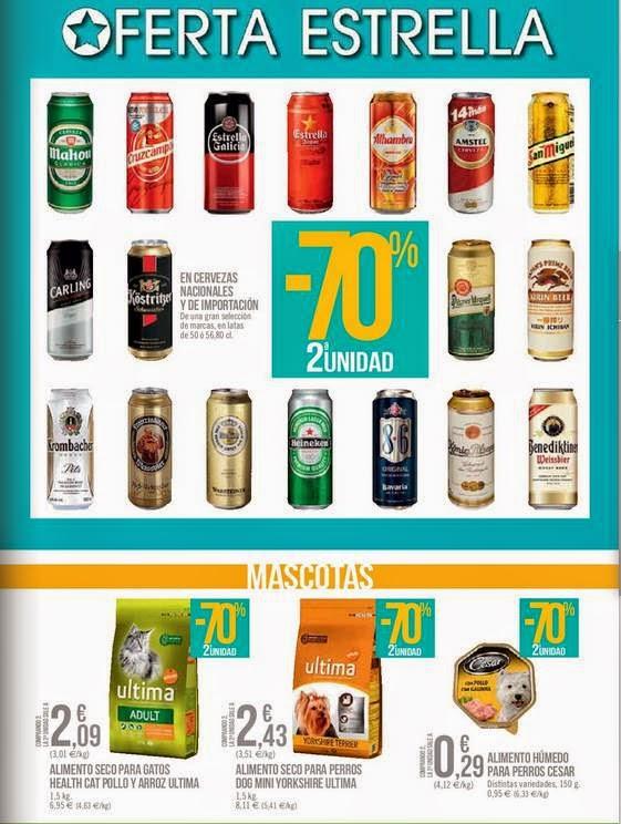 Cervezas con Rebaja Enero 2015