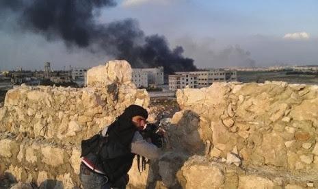 Bom Barel Pasukan Assad Tewaskan 30 Rakyat Sipil Suriah