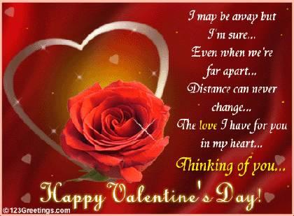 kartu ucapan valentine days | Spesialis Galau dan Kata-Kata Indah