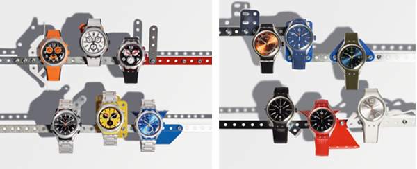 Swatch-presenta-IRONY-XLITE-una-fusión-dinámica