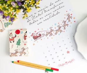 Dezembro a magia do natal...