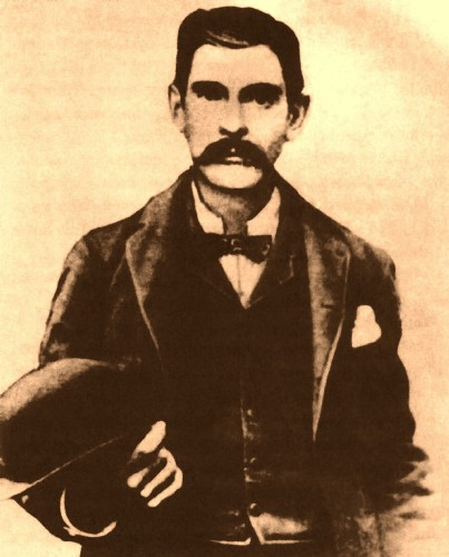 Doc holiday carroll bryant american outlaw doc holliday