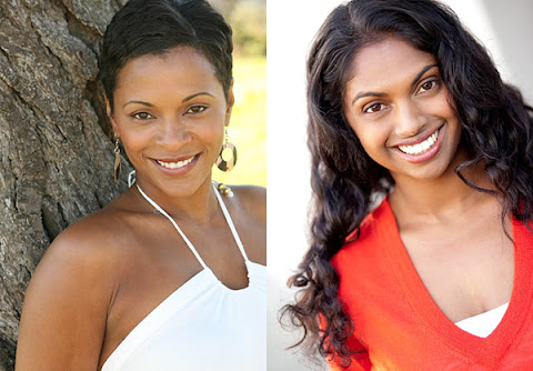 Cast Images Models - Paula Harrell - Nisha Grayson
