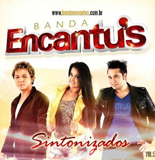 BANDA ENCANTUS EM RECIFE-PE 01/03/2013