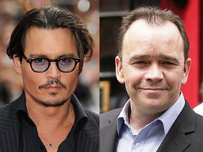Johnny Depp and Todd Carty Which celebrity is the youngest?