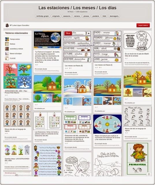 http://www.pinterest.com/mariluislgf/las-estaciones-los-meses-los-d%C3%ADas/