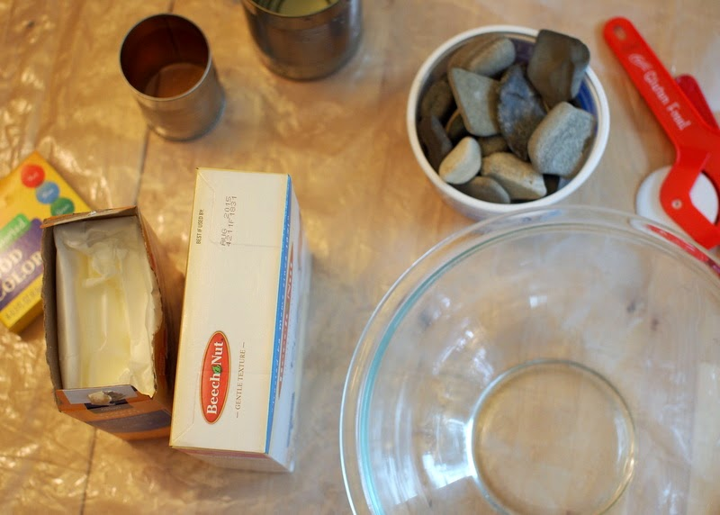 materials for play