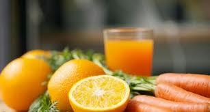 Receta Zumo de Naranjas y Zanahoria