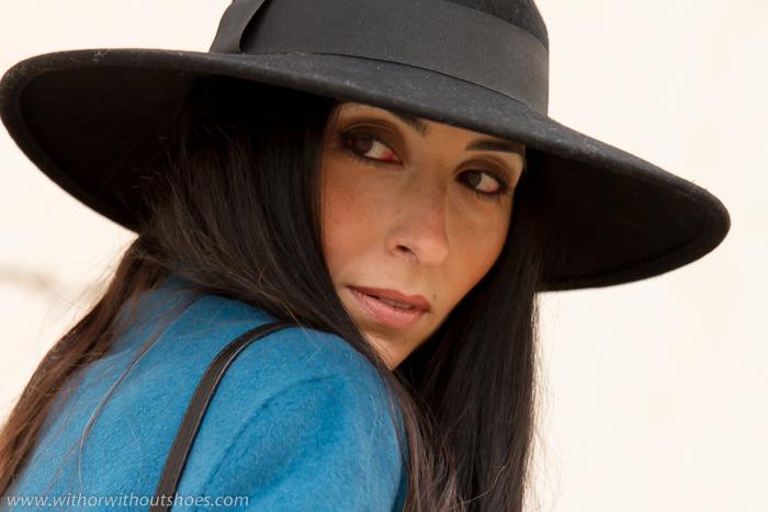 BLogger de Valencia de moda y belleza con sombrero