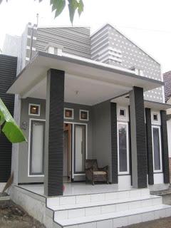 Desain Teras Rumah Minimalis Modern