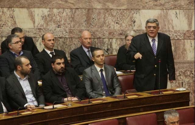 Η πρόταση νόμου της Χρυσής Αυγή που έγινε προεκλογική εξαγγελία της κυβέρνησης