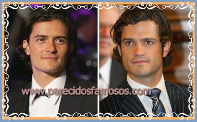 Orlando Bloom y Prince Carl Philip