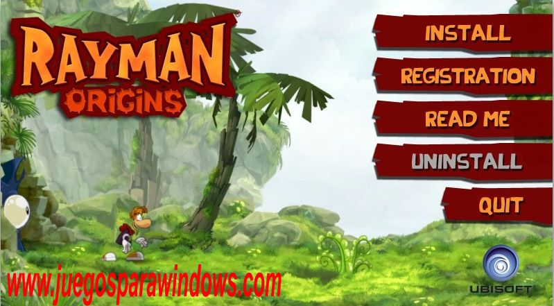 Rayman Origins Imagenes PC Screenshoots