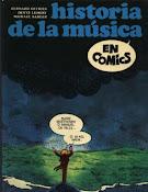 La Historia de la Música en cómic