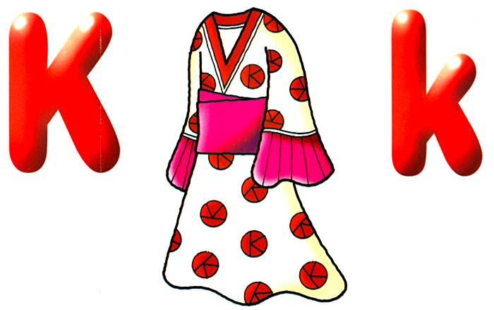 Desenho como desenhar letras do alfabeto letra K pintar e colorir