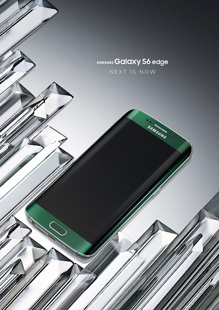 Samsung launches Galaxy S6 Edge in Emerald Green Colour in India
