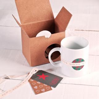 Boîte pour offrir des tasses et mugs, selfpackaging, self packaging, selfpacking