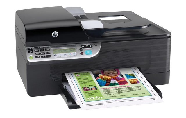 Download Printer Hp Officejet 4500 Inkjet All In One Driver