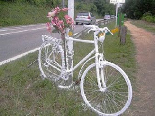 Primera bicicleta fantasma de España