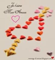 Message d'amour pour elle