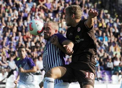 FC Erzgebirge Aue 0 : 0 St. Pauli