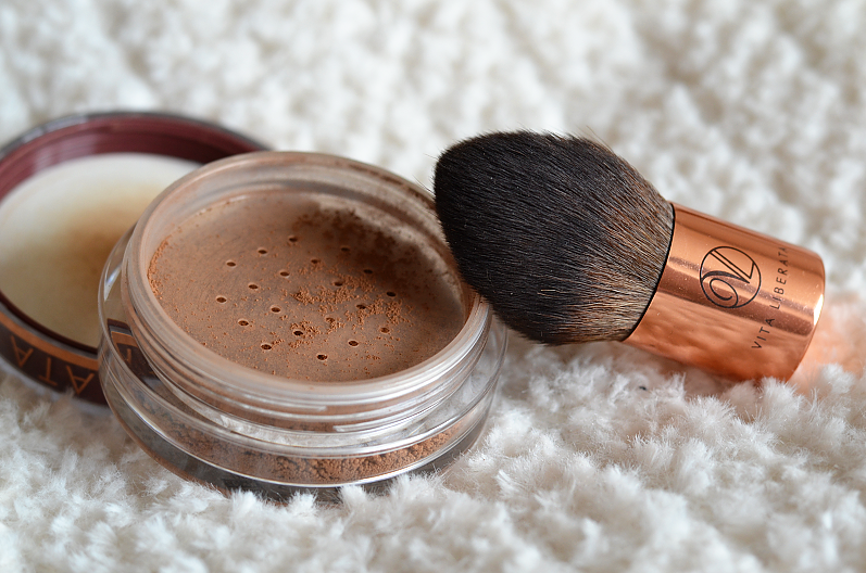 REVIEW Trystal Bronzing Minerals 'Sunkissed'