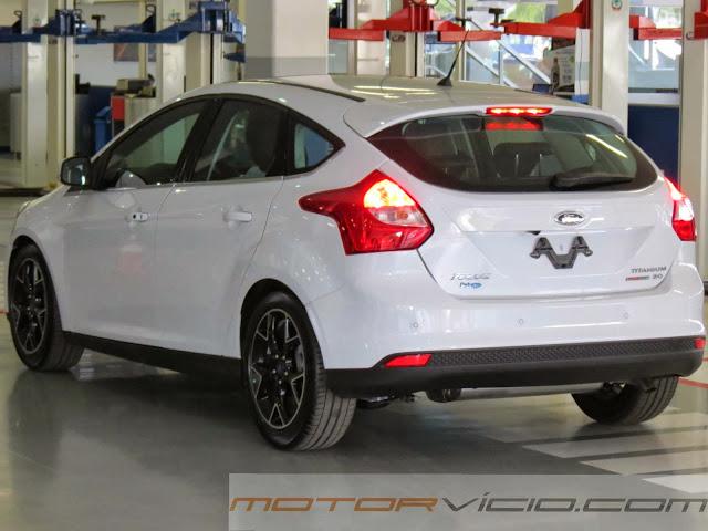 Novo Focus Hatch 2014 Branco