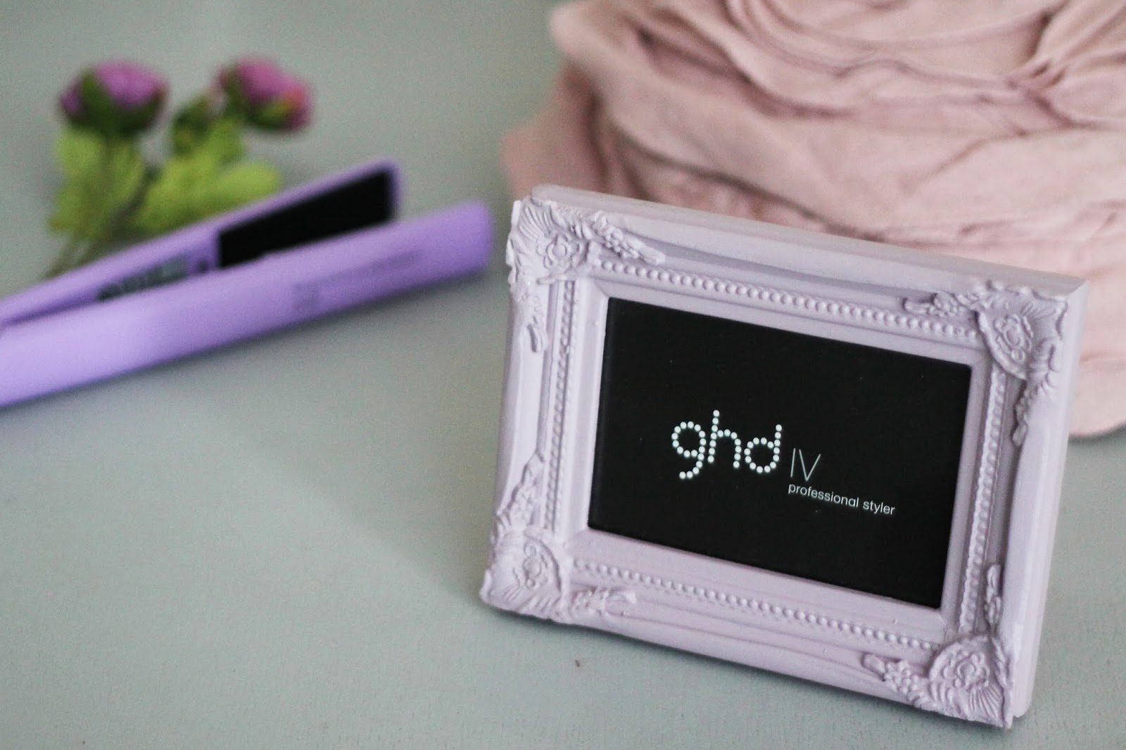 GHD collection pastel