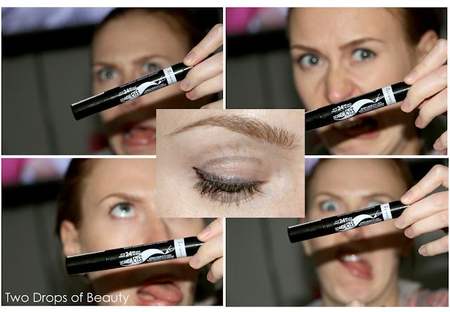 Rimmel Scandaleyes Jumbo liquid eye liner фломастер для губ