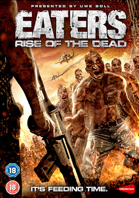 Filme Poster Eaters - Rise of the Dead DVDRip XviD & RMVB Legendado