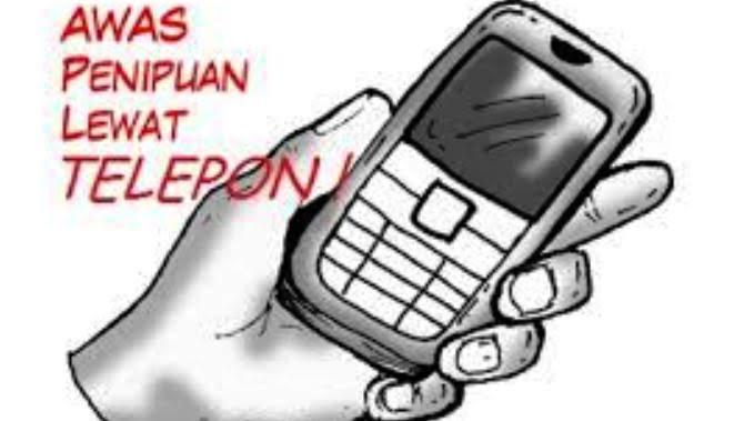 Korban Modus Penipuan Via Telepon Lapor Polisi