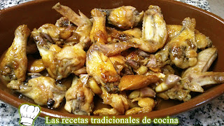 Receta simple con pollo