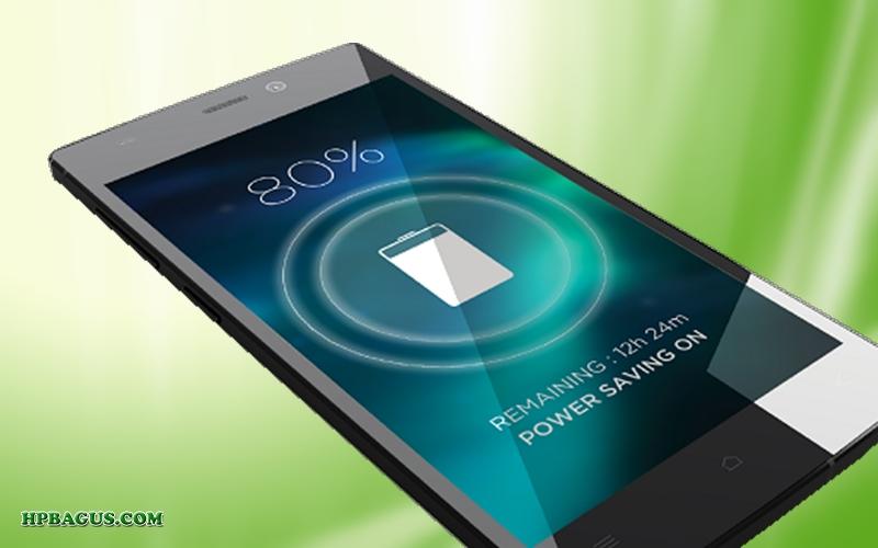 Spesifikasi dan Harga Himax Pure S Android Smartphone