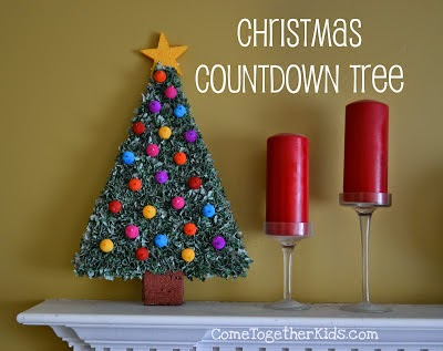 http://www.cometogetherkids.com/2011/11/christmas-countdown-tree.html