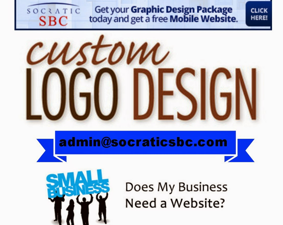 Get your Graphic Design package today
