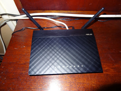 ASUS RT-N12E Wireless-N300 router
