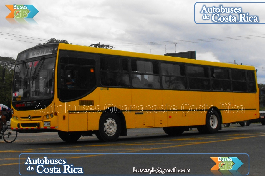 Autobuses de costa rica autobuses de costa rica mercedes for Mercedes benz in san jose